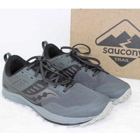 Saucony Peregrine Trail Running Shoe 10 GTX 10.5
